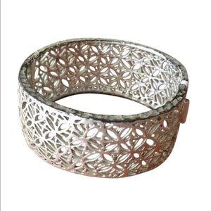 🔥⚡️BOGO SALE⚡️🔥SIGRID OLSEN bracelet Silver tone